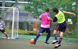futsal-shoot